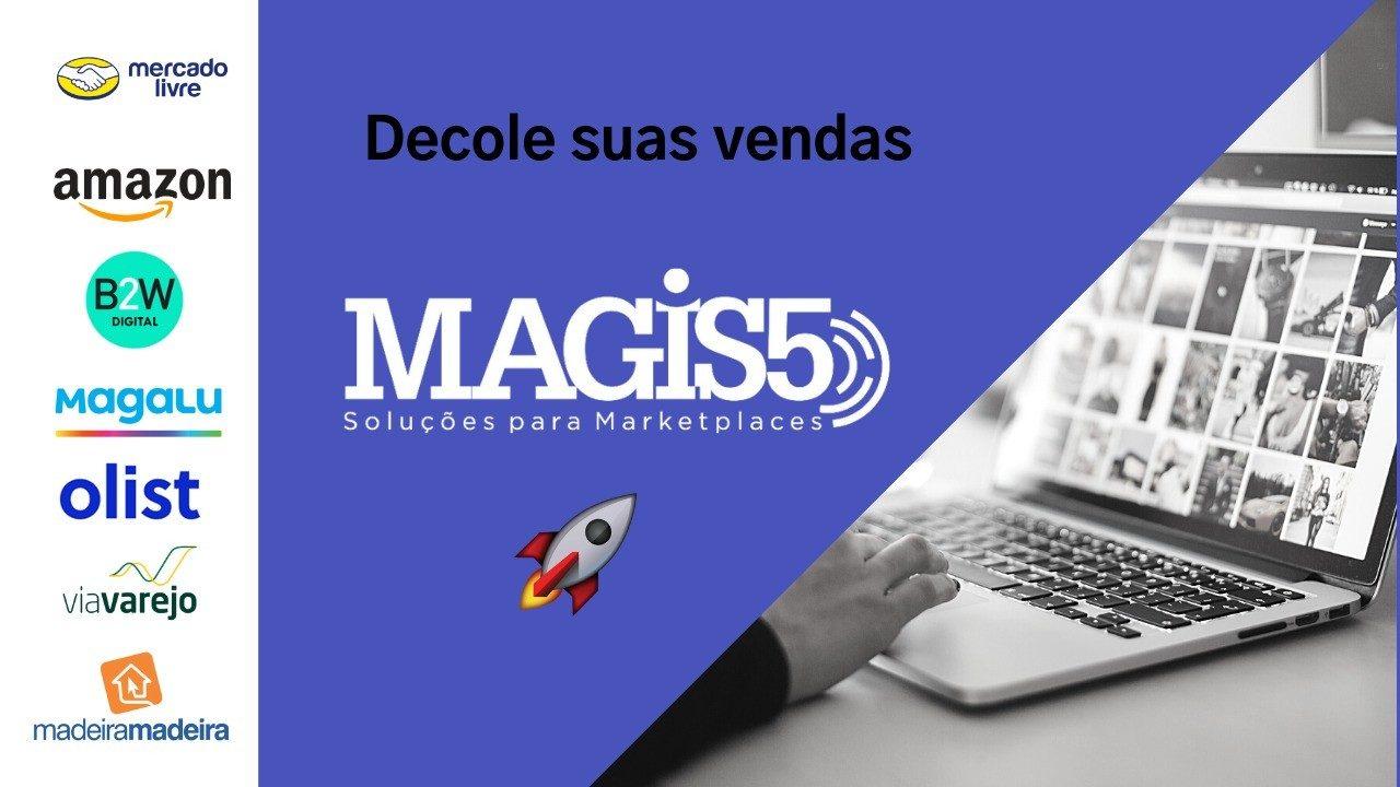 Video - Magis5 - Plataforma integradora de marketplaces