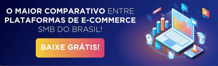 maiores plataformas de ecommerce do brasil comparativo