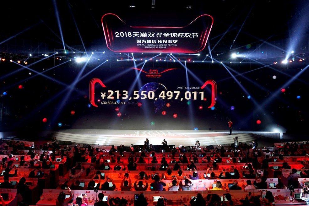 Dia dos Solteiros China