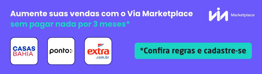 Via Varejo Marketplace